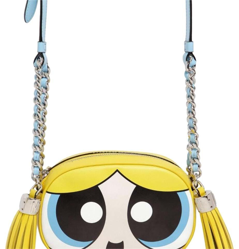 d569f062b18 Moschino Girl Powerpuff Bubble Shoulder Bag - Tradesy
