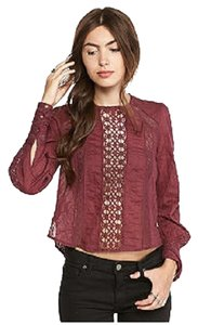 Free People Victorian Top