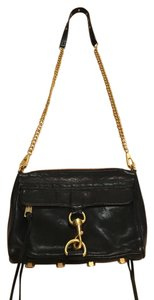 Rebecca Minkoff Geniune Leather Rm Cross Body Bag