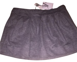 Diane von Furstenberg Skirt heather grey