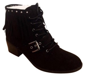 Indigo Road Black Boots