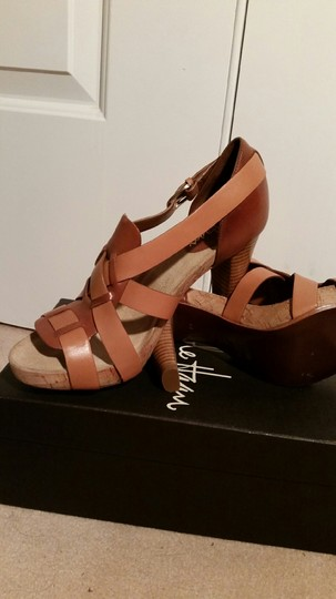 Cole Haan Leather woodbury/burch Wedges