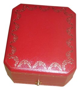 Cartier Cartier Red Ring Box NEW