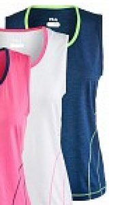 Fila Fila Navy with Lime Green accent Previewed at 2015 BNP Indian Wells Tennis Tournament