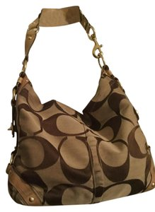 Coach Purse Tan Purse Hobo Bag
