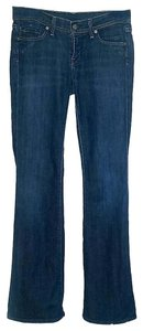 Citizens of Humanity Coh Ingrid Low Rise Flare Boot Cut Jeans-Medium Wash