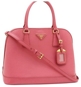 Prada Satchel in Tamaris Pink