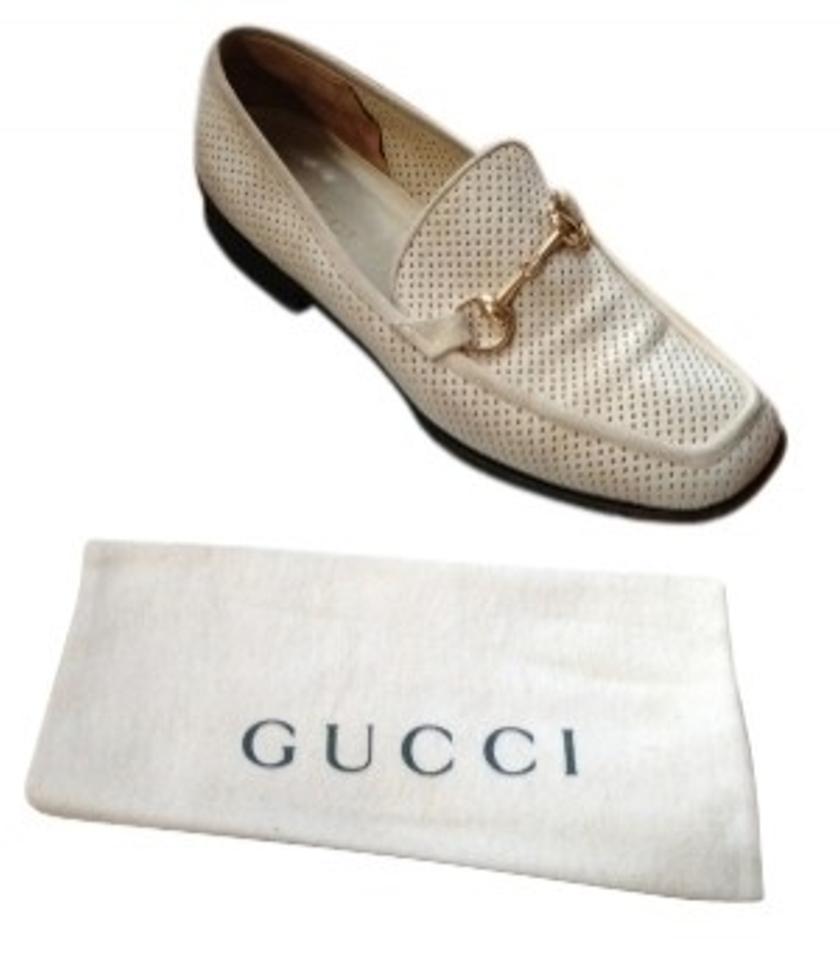 b236345d277b9 Gucci Nude Loafers Comes with Box and Dust Bag Flats Size US 9 - Tradesy