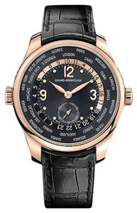 Girard-Perregaux Girard-Perregaux 18K Pink Gold World Timimg Automatic Watch
