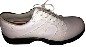 """FootJoy Leather Never Worn Still In Box Box Size 14.5'"""" X 7.5"""" X 5"""" Women's white Athletic"""