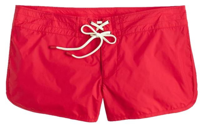 Item - Red Surf Short Cover-up/Sarong Size 0 (XS)