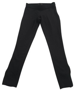 Banana Republic Straight Pants Black