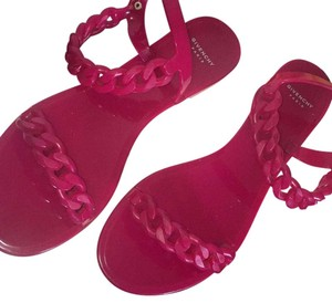Givenchy Fuchsia Sandals