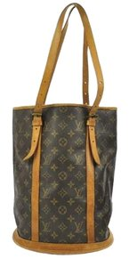 Louis Vuitton Tote in Brown Tan