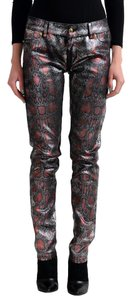 Just Cavalli Multi- Color Leggings