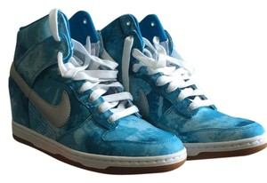 Nike clearwater/metallic/silver blue Athletic
