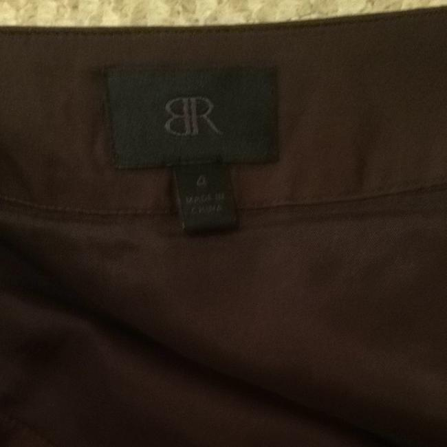 Banana Republic Mini Skirt Black Brown