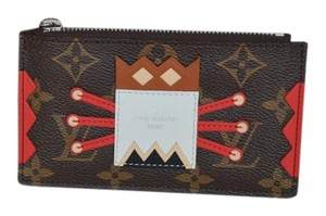 Louis Vuitton Tribal Mask Key Cles Pouch Louis Vuitton Tribal Mask Key Cles Pouch