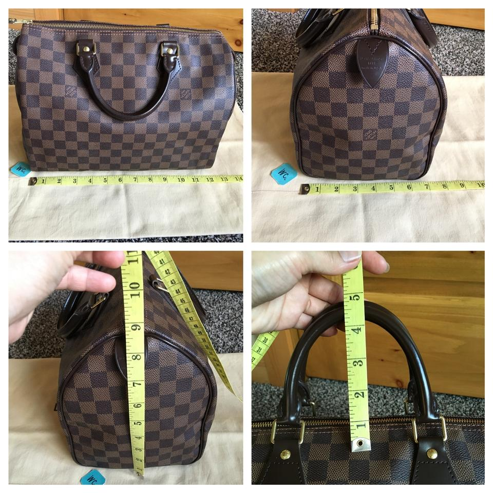 95787c14734e Louis Vuitton Speedy Almost Like New 30 Made In U.s.a. Datecode ...