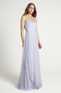 Monique Lhuillier Blush/Lavendar 450303 Dress