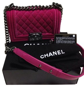 Chanel Medium Wallet Shoulder Bag