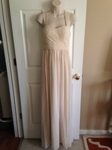 Donna Morgan Ivory Candlelight D1471m Dress