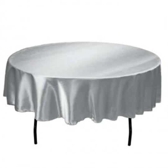 Preload https://item2.tradesy.com/images/silver-satin-6-90-tablecloth-159221-0-0.jpg?width=440&height=440