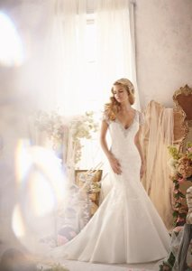 Mori Lee 2613 Wedding Dress