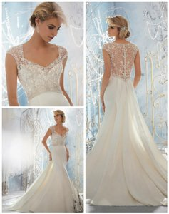 Mori Lee 1954 Wedding Dress