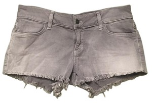 Siwy Cut Off Shorts Grey