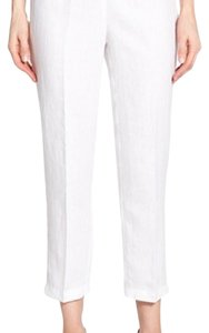 Eileen Fisher Capris White
