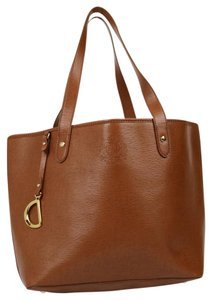 Ralph Lauren Extra Large Tote in Tan