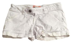 Old Navy Mini/Short Shorts White