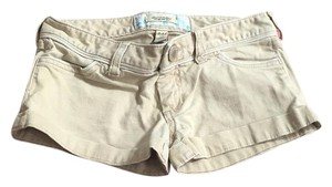 abercrombie kids Mini/Short Shorts Tan