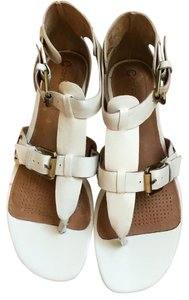 Ballasox by Corso Como White Sandals