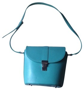 Other Turquoise Aqua Cross Body Bucket Baby Shoulder Bag