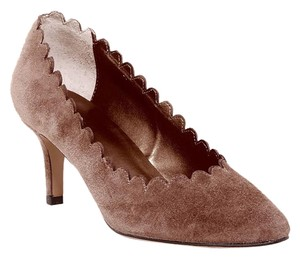 Vaneli Leya Beige Stiletto TRUFFLESUE Pumps