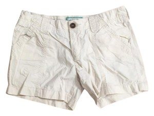 Old Navy Summer Cargo Classic Cargo Shorts White
