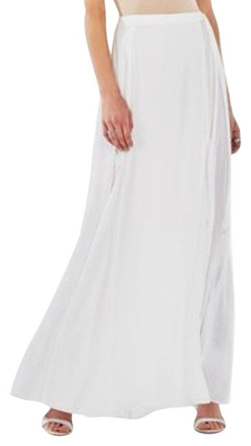 Item - White Pleated Sofia Skirt Size 8 (M, 29, 30)