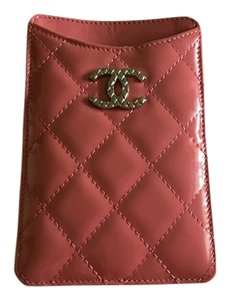 Chanel Chanel IPhone 4-5 case or mini wallet
