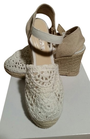Chico's neutral Wedges