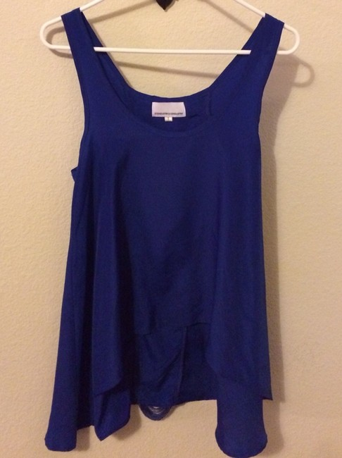 213 Industry Top Royal Blue