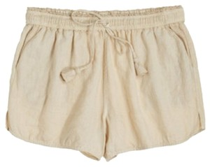 Calypso St. Barth Mini/Short Shorts Tan