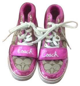 Coach Pink Athletic