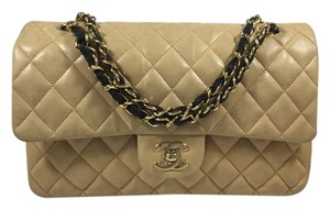 Chanel Flap Flapbag Lambskin Shoulder Bag