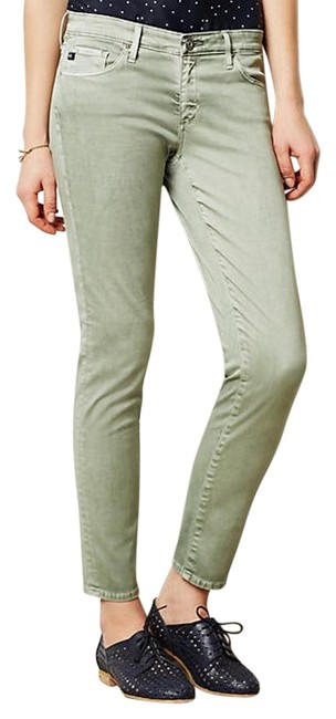 Item - Mint Stevie Ankle Sateen Style No. S26760603 Skinny Jeans Size 25 (2, XS)