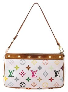 Louis Vuitton Monogram Spike Shoulder Bag
