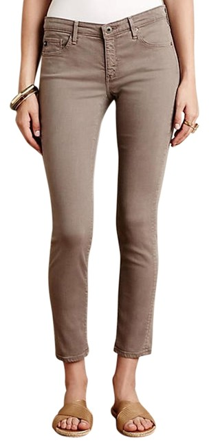Item - Taupe Stevie Ankle Style No. 4122011338650 Skinny Jeans Size 25 (2, XS)