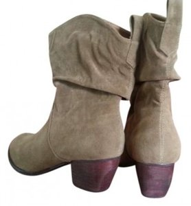 UNIONBAY Cowgirl Cowboy Tan New Brown Boots