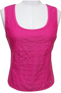Chanel Top Pink Fuchsia